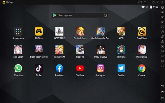 Emulator Free Fire Ldplayer 0877a