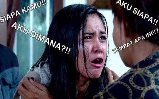 Adegan Yang Wajib Ada Di Sinetron Indonesia Jadi Amnesia F82bb