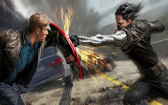 Superhero Yang Dikhianati Sidekicknya Sendiri Captain America Dan Winter Soldier 58026