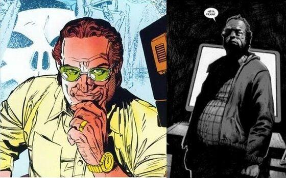 Superhero Yang Dikhianati Sidekicknya Sendiri Punisher Dan Microchip B23db