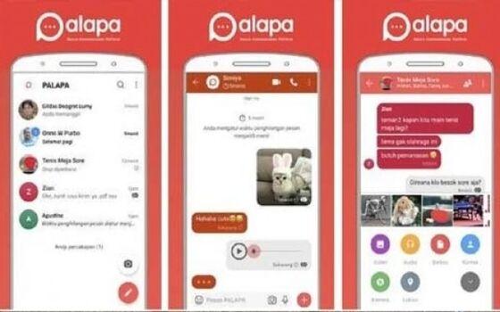Aplikasi Buatan Indonesia Yang Bisa Jadi Pengganti WhatsApp Palapa 32662