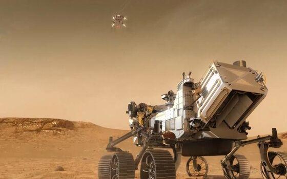 Cara Robot NASA Kirim Data Dari Mars Ke Bumi E9758