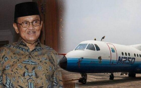 Penemuan Penting Ilmuwan Indonesia Yang Diakui Dunia Habibie B4c49