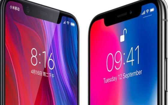 Perusahaan Teknologi Yang Menjiplak Pesaingnya Apple Vs Xiaomi E7298
