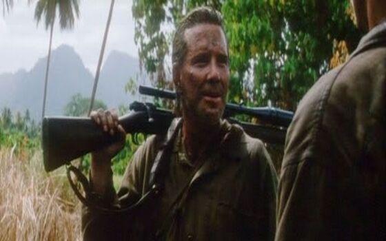 Aktor Yang Dihapus Dari Adegan Final Film Mickey Rourke 30405
