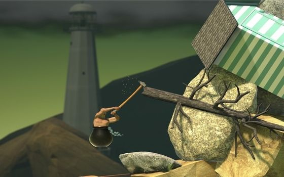 Game Paling Susah Sepanjang Masa Getting Over With Bennett Foddy 7f33d