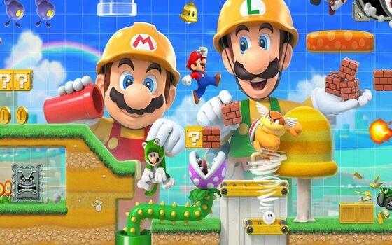 Game Paling Susah Sepanjang Masa Super Mario Maker Bffcb