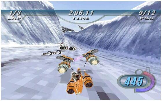 Adaptasi Game Yang Lebih Bagus Dari Film Aslinya Star Wars Episode 1 Racer F4682