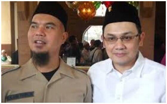 Pertengkaran Artis Indonesia Paling Heboh Farhat Abbas Dan Ahmad Dhani 46fab