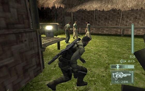 Game Yang Pernah Jadi Kontroversi Di Indonesia Splinter Cell Pandora Tomorrow 053c9
