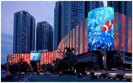 Mall Terbesar Dan Paling Mewah Di Indonesia Mall Taman Anggrek Ff8dd
