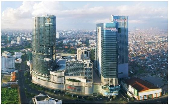 Mall Terbesar Dan Paling Mewah Di Indonesia Tunjungan Plaza A1840