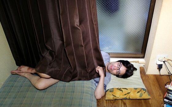 Foto Foto Kehidupan Hikikomori Di Jepang Sumito Yokoyama E4882