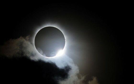 Foto Gerhana Matahari Cincin Hari Ini Bb4e6
