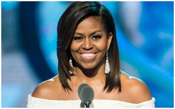 Orang Super Kaya Yang Hidup Luar Biasa Hemat Michelle Obama 9f6f9