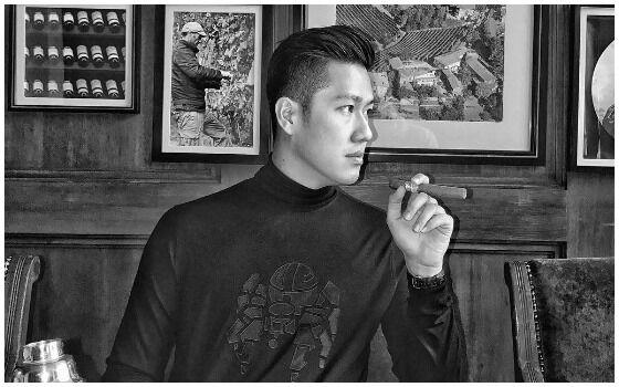 Crazy Rich Indonesia Steven Yoe A4f16