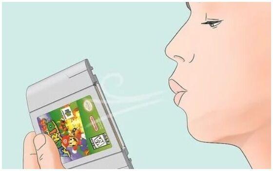 Kebohongan Tentang Game Terkenal Yang Kamu Percaya Meniup Kartrid Nintendo Fa83a