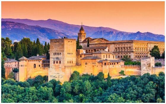 Bangunan Islam Paling Menakjubkan Di Dunia Istana Alhambra 3af8f