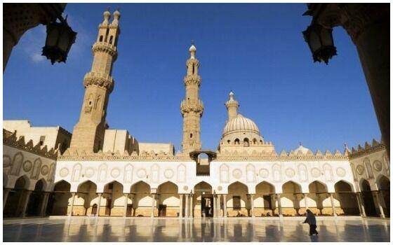 Bangunan Islam Paling Menakjubkan Di Dunia Masjid Al Azhar D8346
