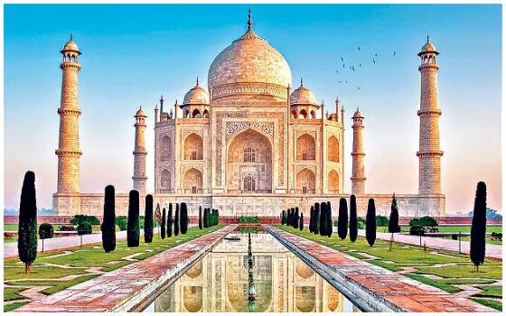 Bangunan Islam Paling Menakjubkan Di Dunia Taj Mahal 9f65f