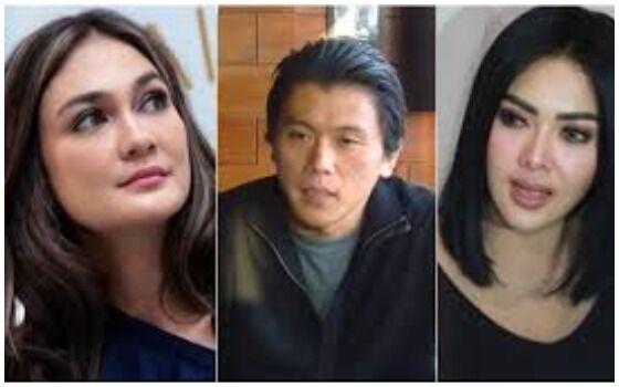 Artis Indonesia Yang Tikung Pasangan Sahabat Syahrini Dan Luna Maya A5b54