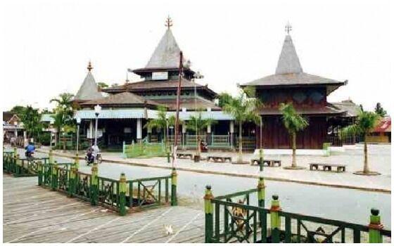 Kerajaan Islam Di Indonesia Kerajaan Islam Banjar 4292b