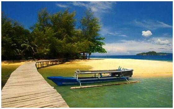 Pulau Di Indonesia Yang Pernah Dijual Pulau Tojo Una Una C1072
