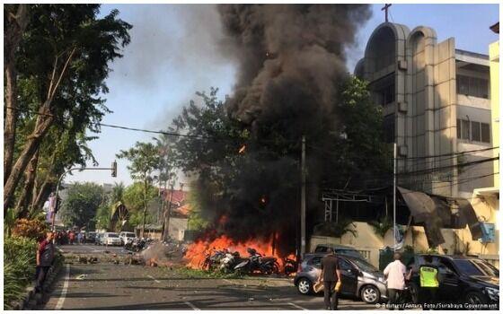 Teror Bom Di Indonesia Yang Paling Mengguncangkan Bom Surabaya 3a759