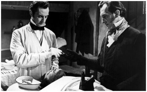 Villain Paling Pintar Di Film Frankenstein 55c34