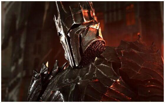 Villain Paling Pintar Di Film Sauron 3ad98