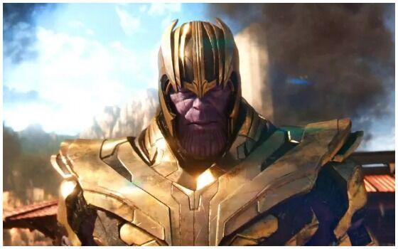 Villain Paling Pintar Di Film Thanos 57744