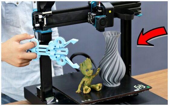 Teknologi Yang Mulai Dipakai Untuk Hubungan Seks 3d Printer 77937