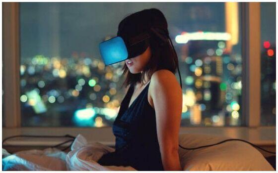 Teknologi Yang Mulai Dipakai Untuk Hubungan Seks Virtual Reality 990c5