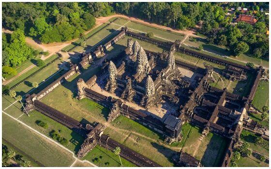 Tempat Wisata Di Indonesia Yang Mirip Luar Negeri Candi Prambanan Dan Angkor Wat B12a2