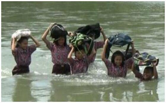 Foto Yang Membuktikan Orang Indonesia Paling Berani Sedunia Anak Sd 27b6b