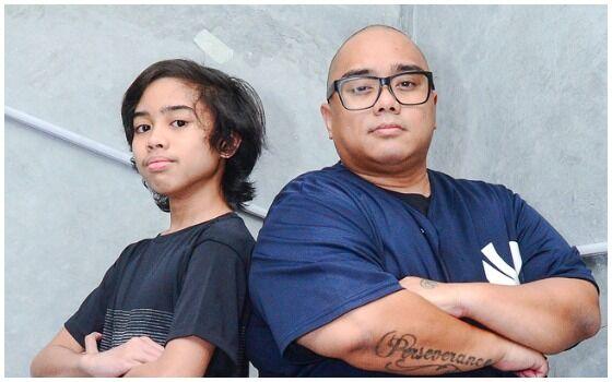 Anak Artis Indonesia Yang Jago Bahasa Inggris Saykoji Dan Aaron 84139