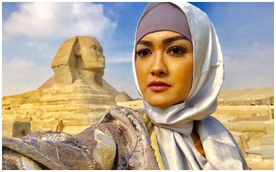 Artis Indonesia Yang Pernah Hilang Ingatan Julia Perez 6dec9