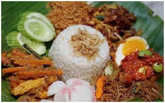 Makanan Indonesia Dengan Nama Jorok Nasi Kentut 7ce7e