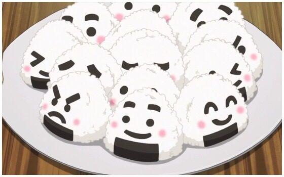 Makanan Dari Anime Yang Cocok Buat Buka Puasa Onigiri 61a6f