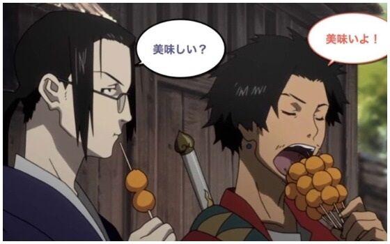 Makanan Dari Anime Yang Cocok Buat Buka Puasa Yaki Dango 2 9b7de