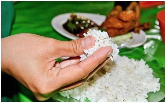 Kebiasaan Orang Indonesia Yang Dianggap Aneh Orang Bule Makan Pake Tangan Ba367