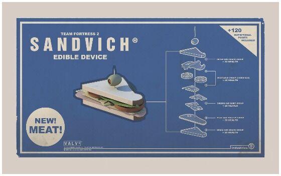 Cara Heal Paling Gak Masuk Akal Di Game Sandvich Edible Device F255c
