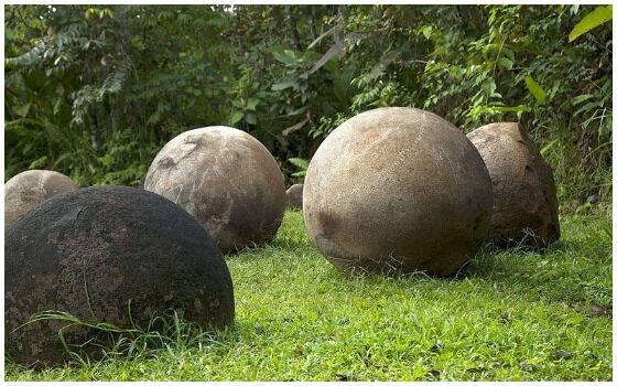 Temuan Aneh Dan Menakjubkan Di Hutan Belantara Batu Di Costa Rica 7b5c6