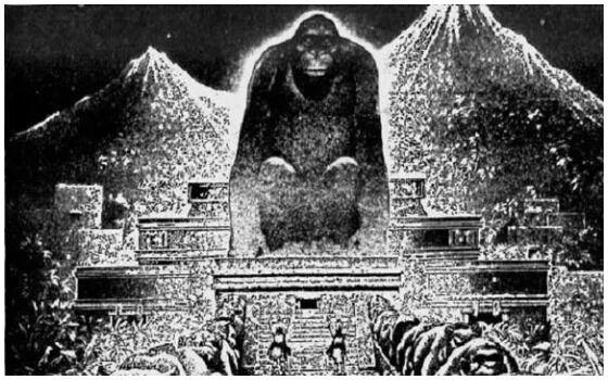 Temuan Aneh Dan Menakjubkan Di Hutan Belantara Kota Putih Dewa Monyet Fc61e