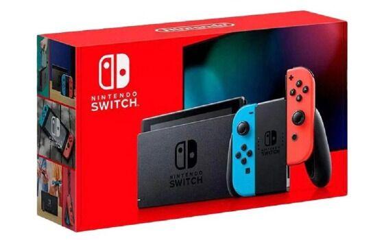 Konsol Game Terlaris Nintendo Switch 05d8f