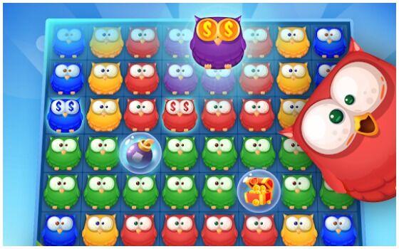 Game OWL Pop Blast 94825