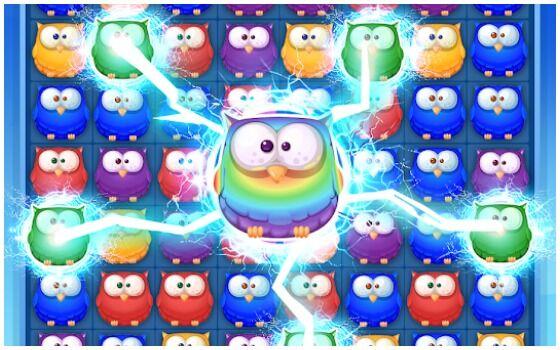 Game Penghasil Uang Owl Pop Blast D34c1