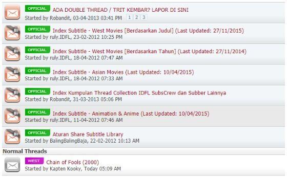 Situs Download Subtitle Indonesia Terbaik 2021 Idfl 416e5
