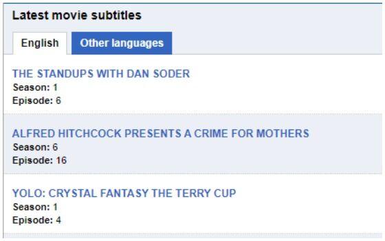 Situs Download Subtitle Indonesia Terbaik 2021 Subtitles Hrg 1bb62