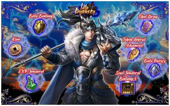 Idle Dynasty Code Terbaru E3112